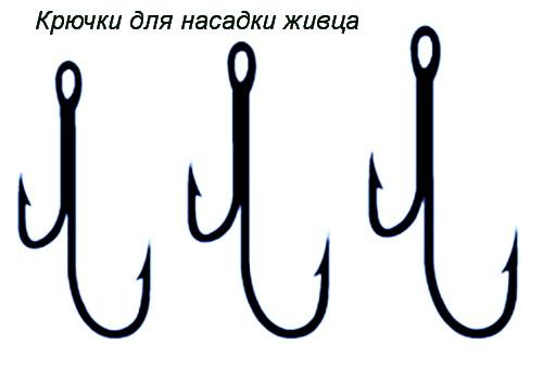 крючки для ловли сома