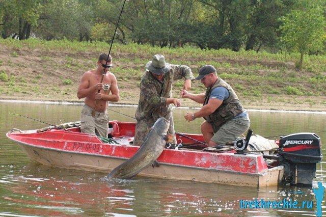 Как назвать место рыбалки
