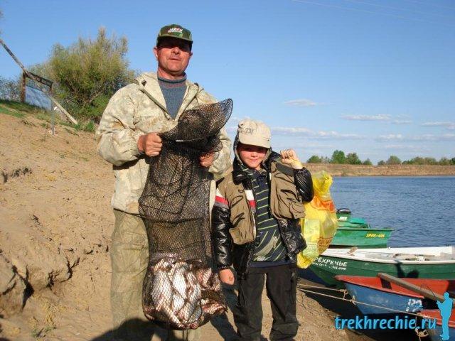 рыбалка в начале мая в волгограде