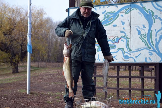 базы рыбака в трехречьи