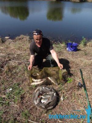 ахтуба толстолобик русская рыбалка 3